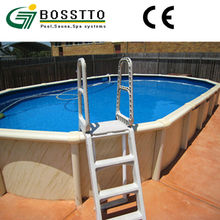 Supply 3.6X1.37m above ground pools,guangzhou above ground swimming pool