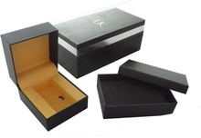 Specialized mini black paper packaging box