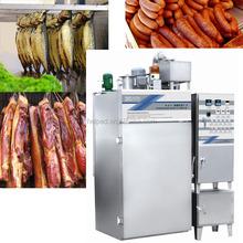 Sausage smoker machine