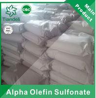China factory price AOS sodium alkyl sulfonate