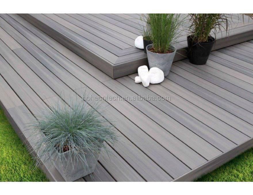 Terrasse extérieure rev u00eatement de sol jardin terrasses temporaire plancher Rev u00eatement de sol ID  # Terrasse Resine Imitation Bois