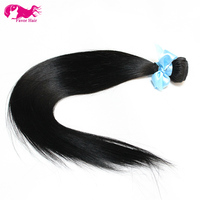 alibaba hot selling top quality no chemical treated silk straight pussy with hair