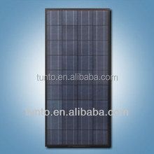 890*675mm High efficient 80W solar panel for 30W led street light Factory outlet 3 years warranty