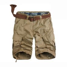 Moda para hombre de color sólido marca pantalones cortos de moda de verano