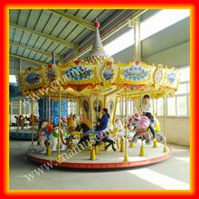 Funny&Happy!amusement carousel,merry-go-round for sale