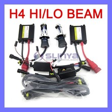 3000 Hours Lifespan Super Bright 6000K H4-3 HI/LO Beam HID Xenon Kit