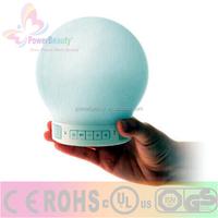 wireless Bluetooth 4.0 portable LED flashing light speaker