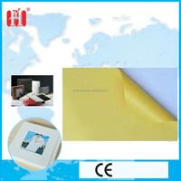 High quality 0.8mm white hard pvc material