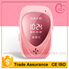 gps kids tracker watch with geo fence alarm long working time sensitive MTK chip