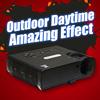 Portable Shutter 3D DLP Projector 3800 Lumens High Lumens Bright Business Meeting Home Theater Portable Projector Manufacturer