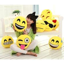 2015 Top Quality Emoji Pillow,Plush Emoji Pillows,Stuffed Toys