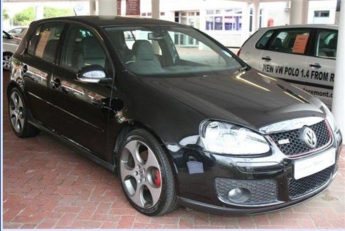 2006 volkswagen golf 5 gti 2 0t fsi dsg car. Black Bedroom Furniture Sets. Home Design Ideas