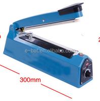 Hand pressure PP PE Sealer plastic film manual sealing machine packing machine