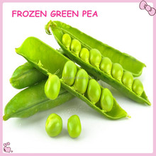 wfrozen green pea vegetable season in china