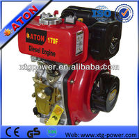 ATON 4hp Air-Cooled 4-stroke 170F Diesel Engine
