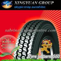 annaite brand truck tyre 11r22.5 run flat tire