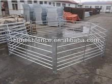 Class A round pen portable horse pens/portable sheep& goat panels pan panels