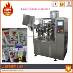 JEF-60 Automatic cosmetic tube filler machine