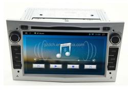 HD 1024*600 1G 16G 4.4.4 android car radio dvd for opel VECTRA ANTARA ZAFIRA CORSA MERIVA ASTRA silver color WS-8886