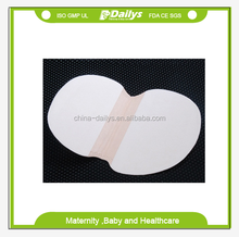 spot goods free sample degradable disposable underarm pad