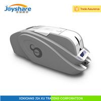idp Smart 50D dual single side desktop color cheap plastic id card printer