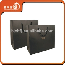OEM hot sale china factory custom paper shopping bag