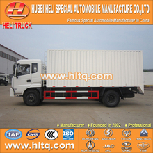 DONGFENG 4x2 15 tons van truck 190hp cummins engine hot sale