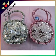 children's beautiful paillette small handbags
