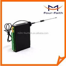 water oil level monitoring 8 analog input & 8 digital inputs GPRS Industrial RTU gprs modem rtu