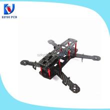 QAV 250 Mini H Quad build rc diy quadcopter frame