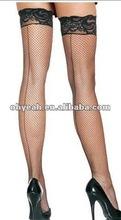 Hot sell sexy stocking black net stocking
