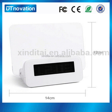 wholesale cheap running led alarm clock