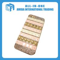 luxury rhinestone pearl cell phone cases