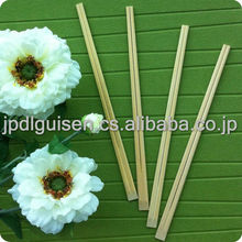 Eco-friendly and Healthy Disosable Bamboo Sushi Restaurant Tensoge Chopsticks Promotion with Sleeve Paper Packing--Hot Sale!