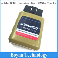 2015 wholsale adBlueOBD2 Emulator for scanis Trucks adBlue/DEF and NOx Emulator via OBD2 Plug and Drive 10Pcs/lot
