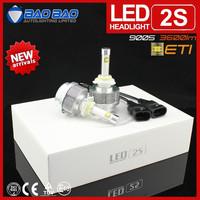 Hot New Products for 3015 LED moto headlight, led headlight h4 h13 h11 h7, car h3 led headlight bulbs 3600lm 30w BAOBAO Lighting