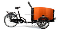 3 speed cargo bike Made in Holland!