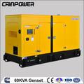 60 kva 50hz ses yalıtımlı dynomo jeneratör elektrik