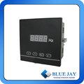 /ac dc 1a/5a digital de frecuencia de metro del panel