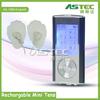 Newest design high quality mini wireless tens massager