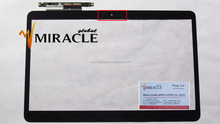 High quality 15.6 inch laptop Touch Screen For DELL Precision M3800 digitizer 5340S FPC-1 touch glass