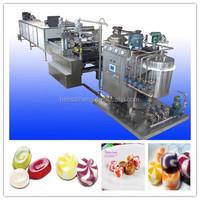 full automatic hard candy making machine