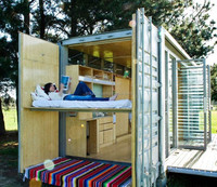 living luxury container house20ft container house/ modular house home
