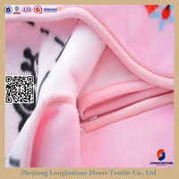 Manufactory walmart cheap Muslin swaddle alibaba china home textile india blankets cuddly baby blanket with zipper