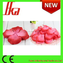 High Quality Colors Wedding Decoration Rose Petal Confetti