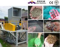 Waste Rubber Crusher Machine/ PET Plastic Crusher/ PVC Plastic Crusher
