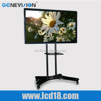 """17.1"""" floor standing high quality lcd android advertising player free sex movie"""