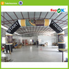 Used cheap entrance inflatable arch led rental product for sale