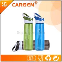 Customized logo printed alkaline negative ion water bottle