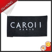 Hot Washable Breathable Cheap Cloth Size Labels Clothing